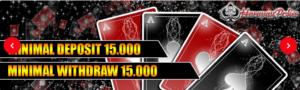 HarapanPoker : Situs Poker Uang Asli Terpercaya Saat Ini