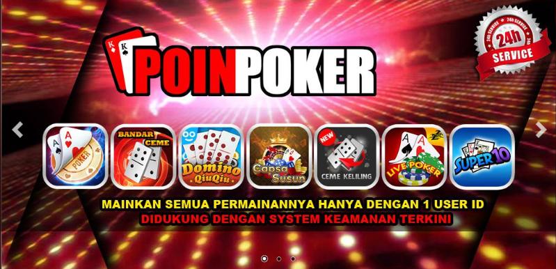 Situs Poker Online Terbaru Tahun 2018