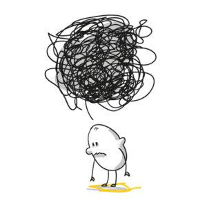 Cara Berhenti Berpikir Secara Berlebihan