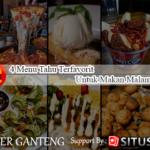 4 Menu Tahu Terfavorit Untuk Makan Malam
