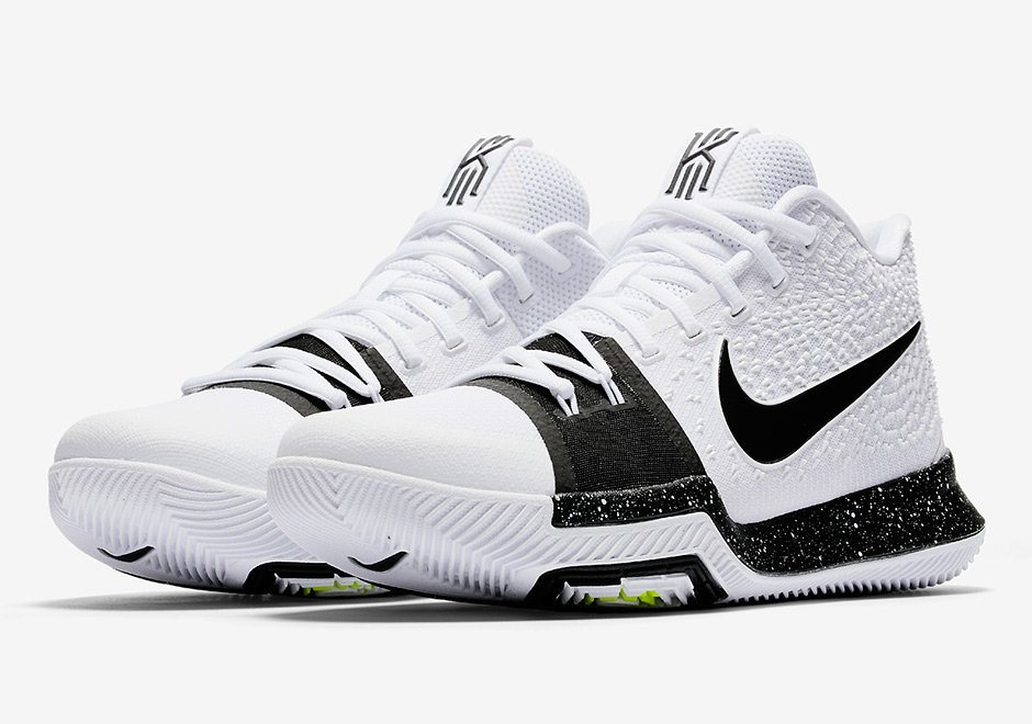 "Nike Kyrie 3 ""Cookies and Cream"""