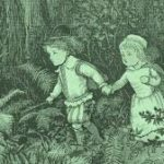 Legenda Seram di Inggris Children of Woolpit