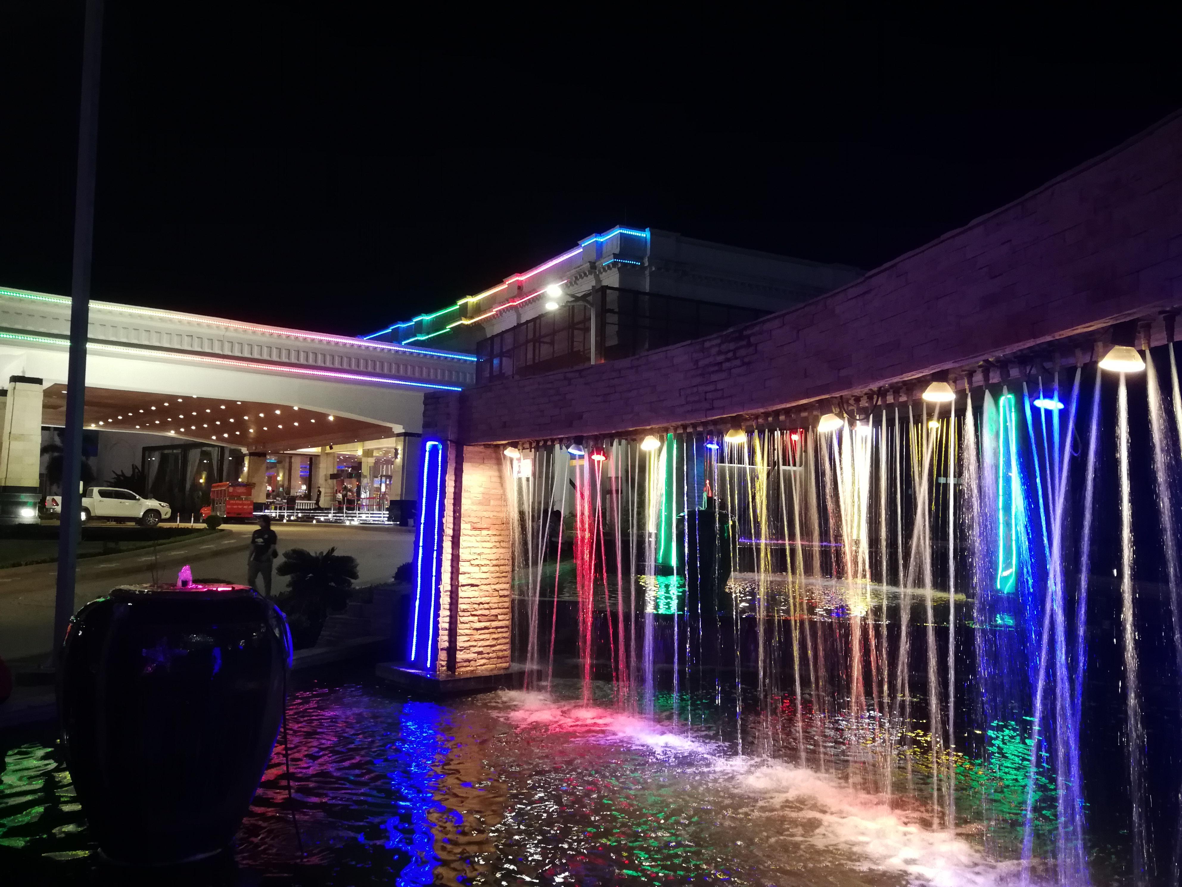 Tiga Kasino Termewah Dan Termegah Di Poipet Cambodia