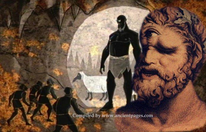Mitos Tentang Polyphemus