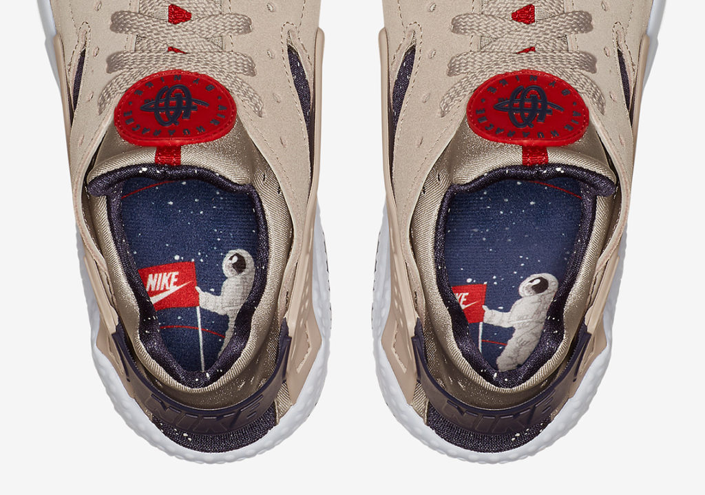"Air Huarache ""Moon Landing"""