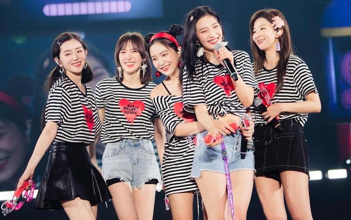 Red Velvet Akan Menggelar Konser Gratisan DI Indonesia