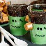 4 Dessert Berwarna Hijau, Ada Frankenstein Loh