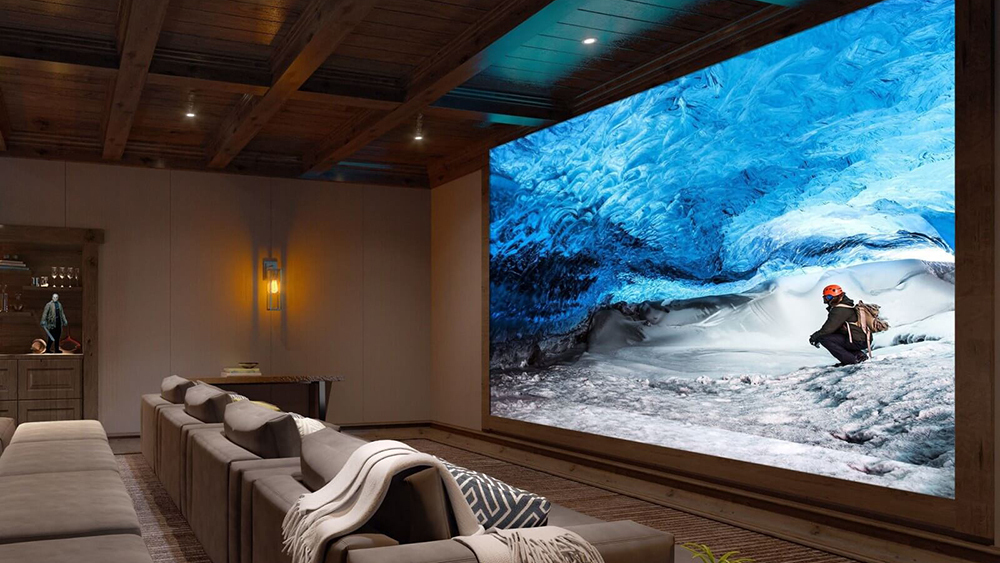 Kini Sony Telah Menghadirkan TV 16K Crystal LED TV